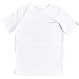 Quiksilver Lazy Sun SS Tee Men snow white